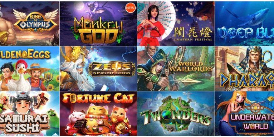 Бесплатные азартные игры онлайн клубнички